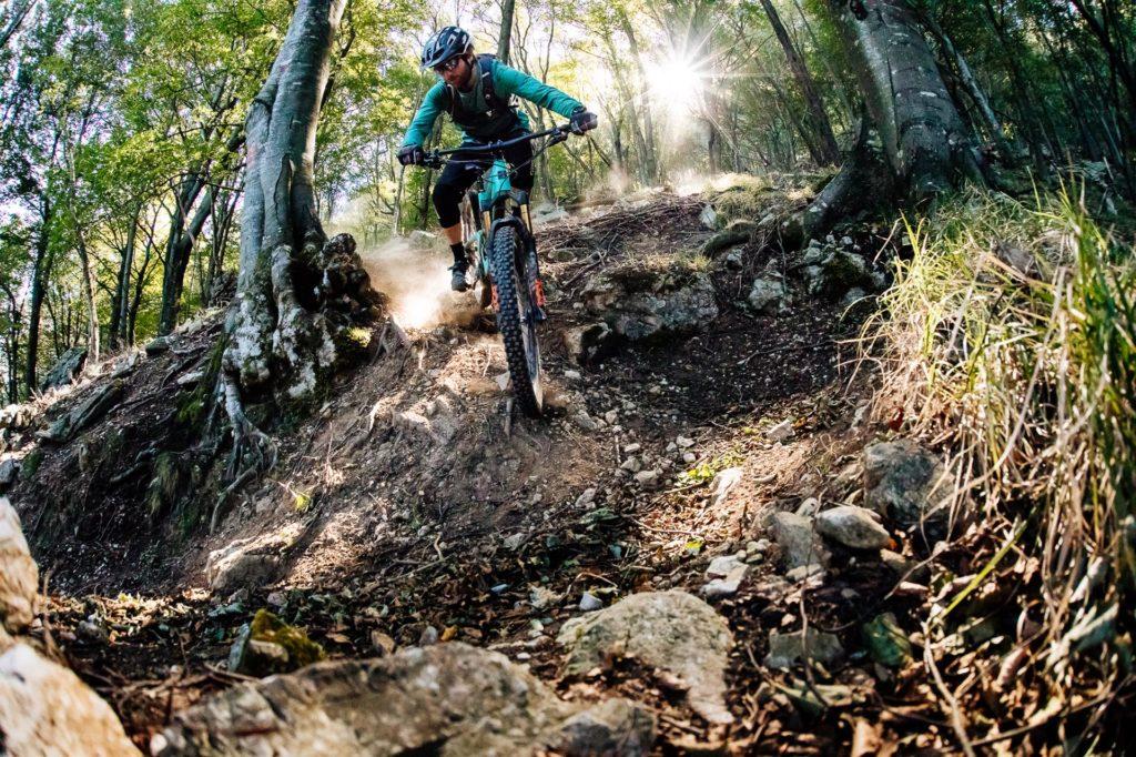 superenduro mtb gara ciclismo