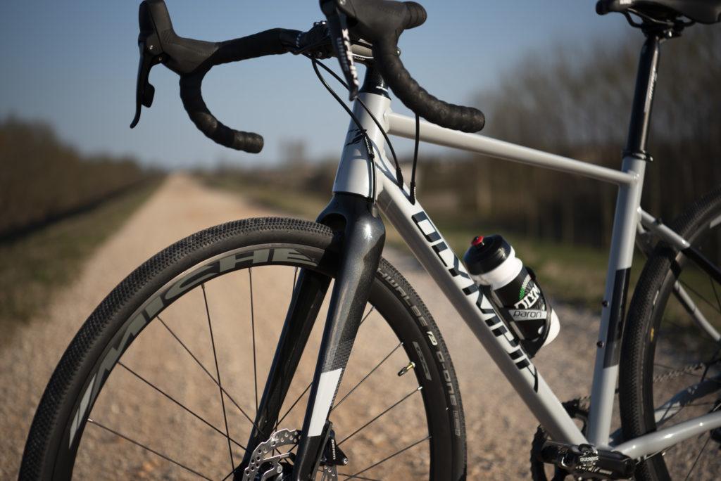 bici gravel olympia