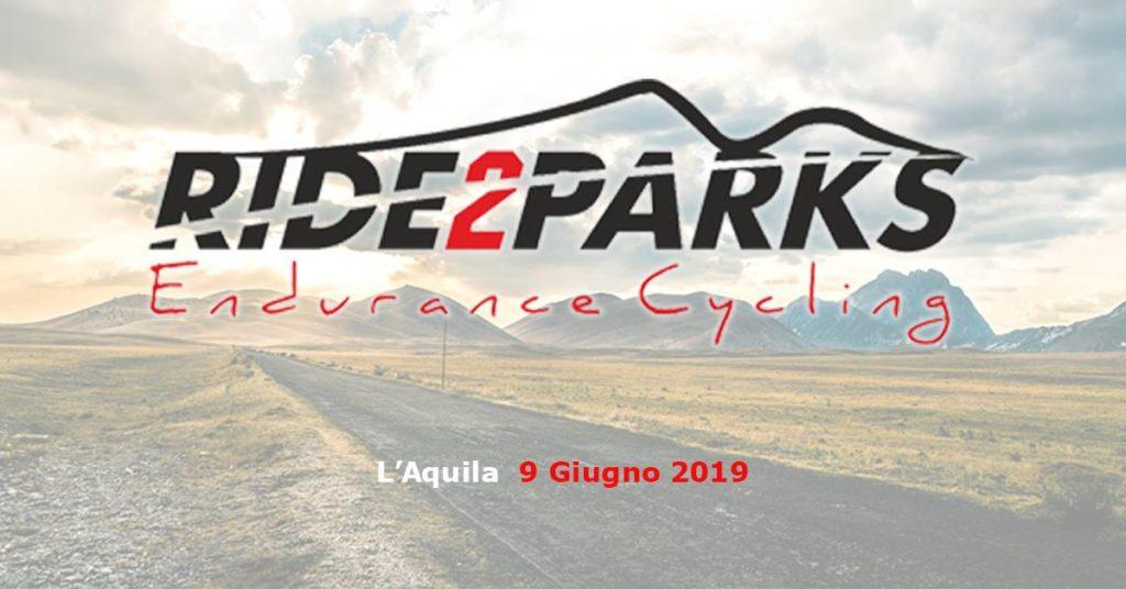 Ride 2 parks percorso granfondo endurance
