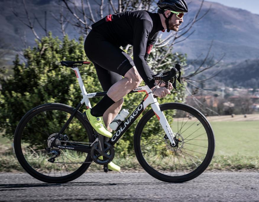 Colnago e64 bici pedalata assistita