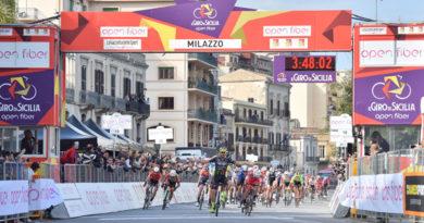 Giro di Sicilia 2019 ciclismo