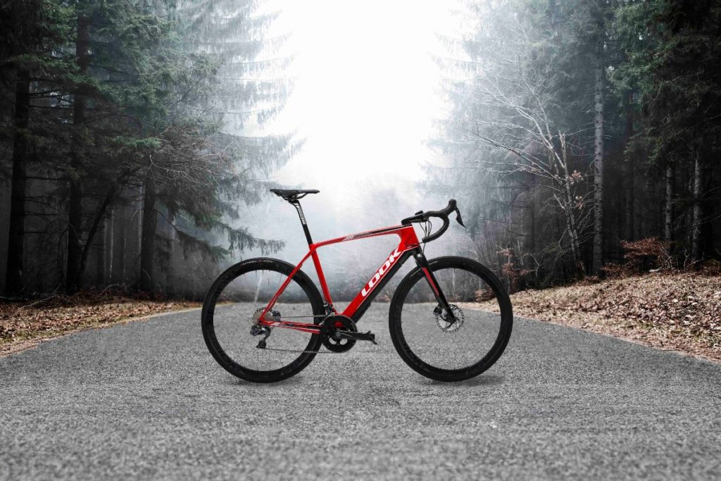 LOOK e-765 Optimum e-road bike