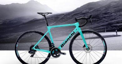 Bianchi sprint bicicletta