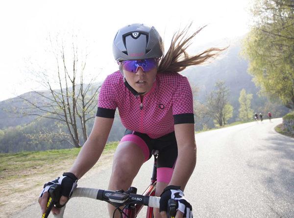 ciclismo donna brico abbigliamento