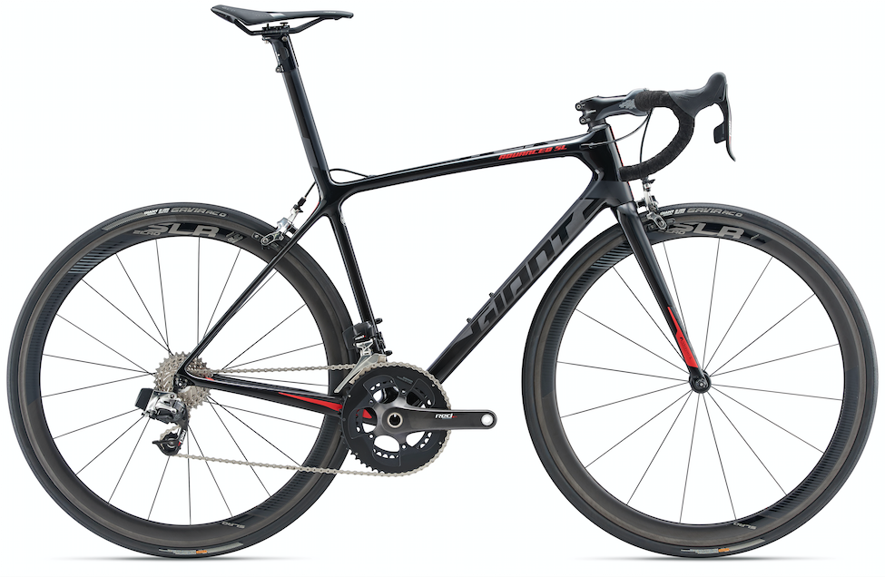 TCR Advanced SL 0 Red
