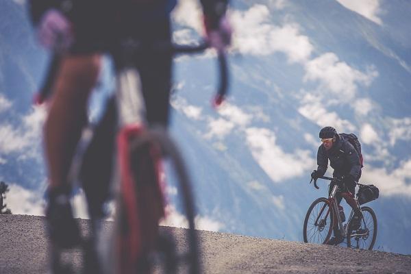 ciclismo gravel cicloturismo