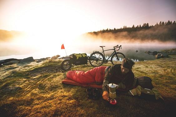 bici gravel ciclismo