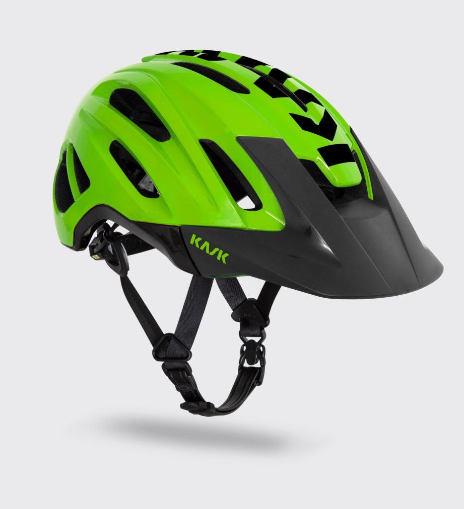 Ciclismo Mtb kask materiali