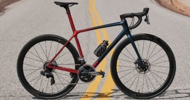 Giant TCR Advanced: caratteristiche, foto e video