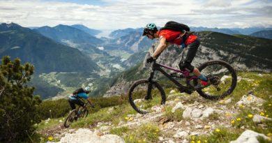 Mtb: Dolomiti Paganella Bike Area. Percorsi ed info utili