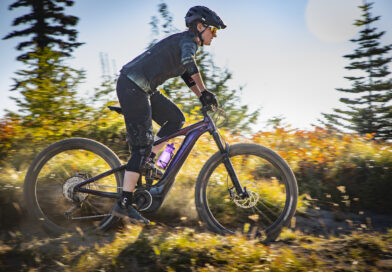 Liv Cycling: la nuova gamma di E-bike da trail, la Intrigue X E+