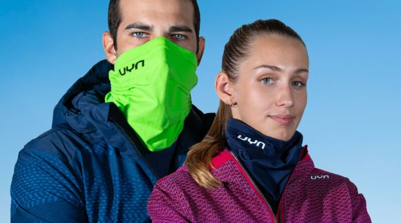 UYN lancia Winter Community Mask, l'innovativa mascherina-scaldacollo per la stagione invernale