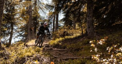 Mtb: video Marco Aurelio Fontana fell the flow